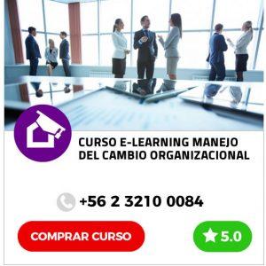 Curso E-learning Manejo Del Cambio Organizacional